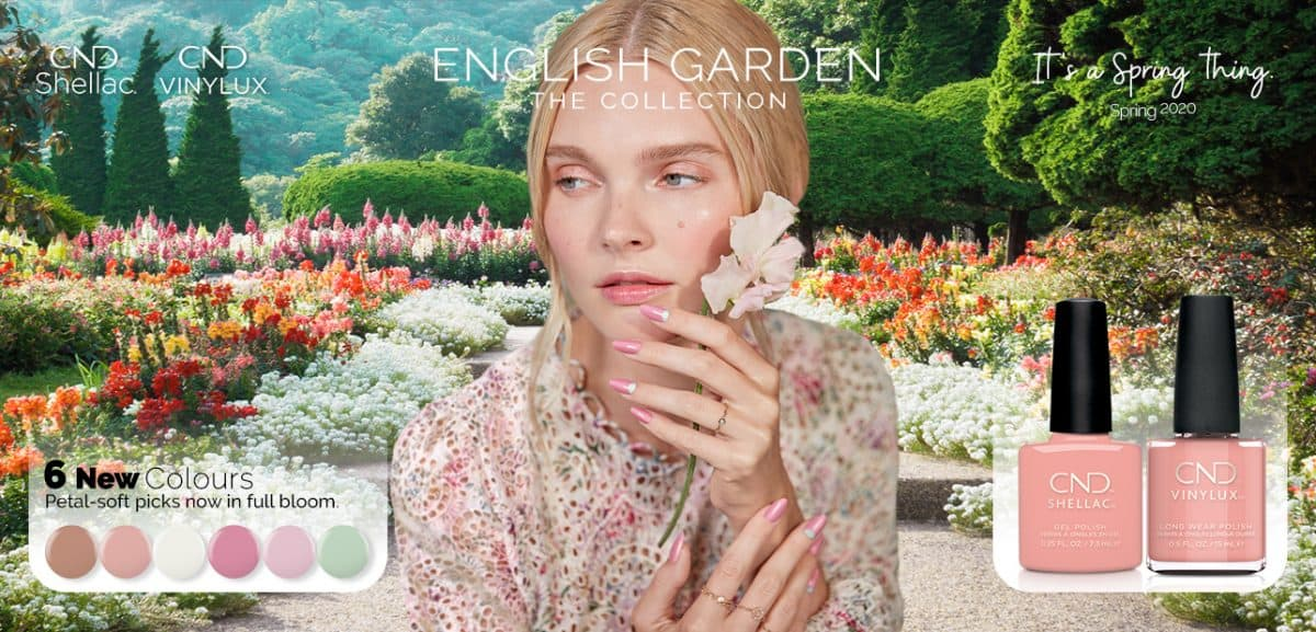 CND English Garden Collection