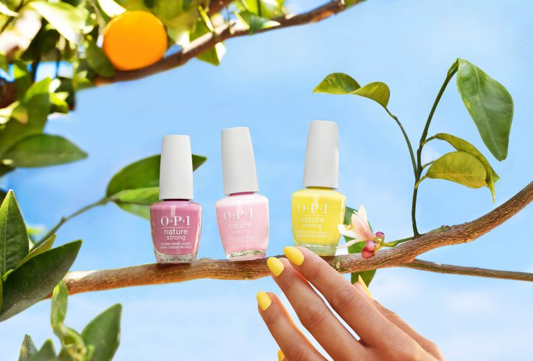 Nature Strong - OPI New Line